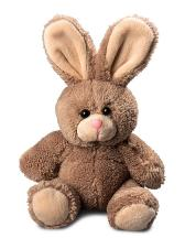 Soft Plush Rabbit Lara