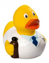 Squeaky Duck Pharmacist